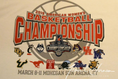 NCAA Women's Basketball AAC 1st Round - #5 USF 61 vs. #12 Tulane 52 (2)