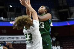 NCAA Women's Basketball AAC 1st Round - #5 USF 61 vs. #12 Tulane 52 (30)