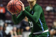 NCAA Women's Basketball AAC 1st Round - #5 USF 61 vs. #12 Tulane 52 (40)