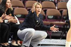 NCAA Women's Basketball AAC 1st Round - #5 USF 61 vs. #12 Tulane 52 (42)