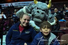 NCAA Women's Basketball AAC 1st Round - #5 USF 61 vs. #12 Tulane 52 (5)