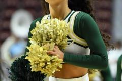 NCAA Women's Basketball AAC 1st Round - #5 USF 61 vs. #12 Tulane 52 (59)