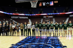 NCAA Women's Basketball AAC 1st Round - #5 USF 61 vs. #12 Tulane 52 (6)