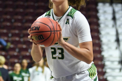 NCAA Women's Basketball AAC 1st Round - #5 USF 61 vs. #12 Tulane 52 (65)