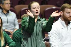 NCAA Women's Basketball AAC 1st Round - #5 USF 61 vs. #12 Tulane 52 (78)