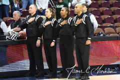 NCAA Women's Basketball AAC 1st Round - #5 USF 61 vs. #12 Tulane 52 (8)