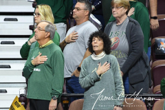 NCAA Women's Basketball AAC 1st Round - #5 USF 61 vs. #12 Tulane 52 (9)