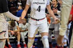Gallery NCAA Women's Basketball AAC Tournament Quarterfinal - #3 Cincinnati 68 vs #11 Memphis 48-10