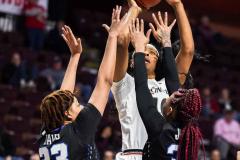 Gallery NCAA Women's Basketball AAC Tournament Quarterfinal - #3 Cincinnati 68 vs #11 Memphis 48-18