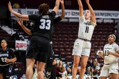 Gallery NCAA Women's Basketball AAC Tournament Quarterfinal - #3 Cincinnati 68 vs #11 Memphis 48-19