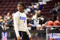 Gallery NCAA Women's Basketball AAC Tournament Quarterfinal - #3 Cincinnati 68 vs #11 Memphis 48-2