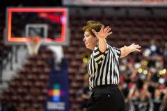 Gallery NCAA Women's Basketball AAC Tournament Quarterfinal - #3 Cincinnati 68 vs #11 Memphis 48-20