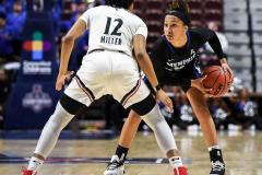 Gallery NCAA Women's Basketball AAC Tournament Quarterfinal - #3 Cincinnati 68 vs #11 Memphis 48-21