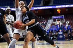 Gallery NCAA Women's Basketball AAC Tournament Quarterfinal - #3 Cincinnati 68 vs #11 Memphis 48-23