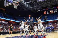 Gallery NCAA Women's Basketball AAC Tournament Quarterfinal - #3 Cincinnati 68 vs #11 Memphis 48-25