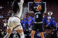 Gallery NCAA Women's Basketball AAC Tournament Quarterfinal - #3 Cincinnati 68 vs #11 Memphis 48-26