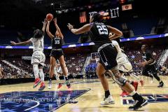 Gallery NCAA Women's Basketball AAC Tournament Quarterfinal - #3 Cincinnati 68 vs #11 Memphis 48-27