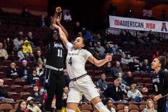 Gallery NCAA Women's Basketball AAC Tournament Quarterfinal - #3 Cincinnati 68 vs #11 Memphis 48-28