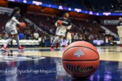 Gallery NCAA Women's Basketball AAC Tournament Quarterfinal - #3 Cincinnati 68 vs #11 Memphis 48-3