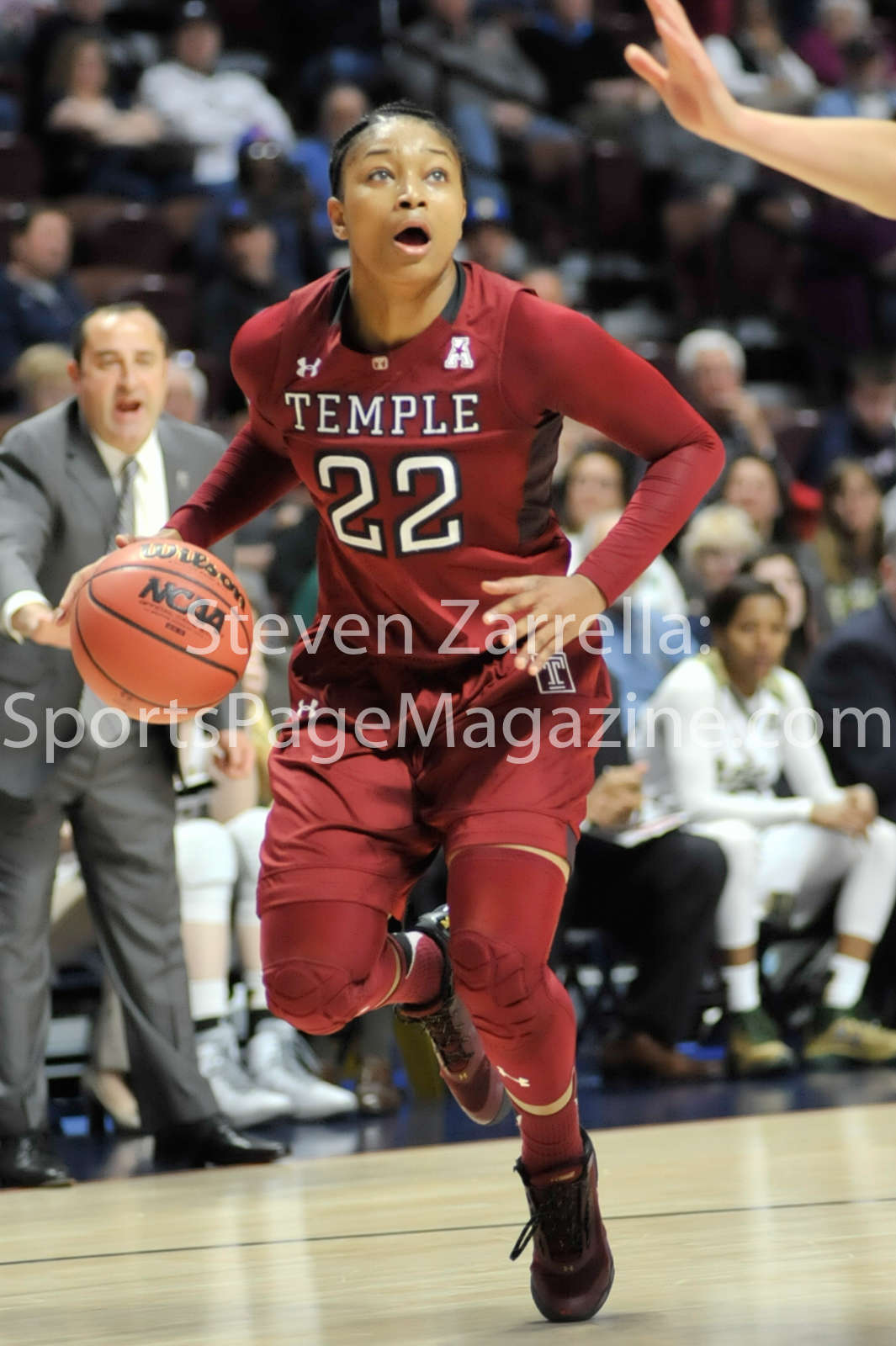 Gallery NCAA Women's Basketball: AAC Tournament SF - #2 ...