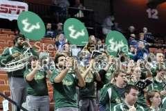 NCAA Women's Basketball AAC Tournament SF - #2 USF 64 vs #3 Temple 46-2