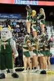 NCAA Women's Basketball AAC Tournament SF - #2 USF 64 vs #3 Temple 46-25