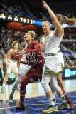 NCAA Women's Basketball AAC Tournament SF - #2 USF 64 vs #3 Temple 46-31