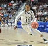 NCAA Women's Basketball AAC Tournament SF - #2 USF 64 vs #3 Temple 46-61