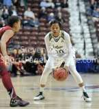 NCAA Women's Basketball AAC Tournament SF - #2 USF 64 vs #3 Temple 46-65