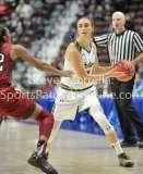 NCAA Women's Basketball AAC Tournament SF - #2 USF 64 vs #3 Temple 46-69