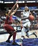 NCAA Women's Basketball AAC Tournament SF - #2 USF 64 vs #3 Temple 46-76