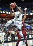 NCAA Women's Basketball AAC Tournament SF - #2 USF 64 vs #3 Temple 46-77