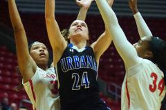 Gallery NCAA Women's Basketball: Ball State 99 vs Urbana 62 Worthen Arena, Muncie IN, December 30, 2018