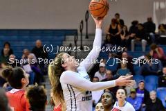 NCAA Womens Basketball CCSU 46 vs. Sacred Heart 73