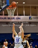 NCAA Womens Basketball: CCSU 65 vs. Bryant 60