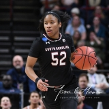 NCAA Women's Basketball Regional Finals - #1 UConn 94 vs. #2 South Carolina 65 (101)