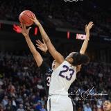 NCAA Women's Basketball Regional Finals - #1 UConn 94 vs. #2 South Carolina 65 (106)