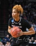 NCAA Women's Basketball Regional Finals - #1 UConn 94 vs. #2 South Carolina 65 (109)