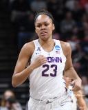 NCAA Women's Basketball Regional Finals - #1 UConn 94 vs. #2 South Carolina 65 (111)