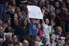 NCAA Women's Basketball Regional Finals - #1 UConn 94 vs. #2 South Carolina 65 (113)