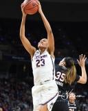 NCAA Women's Basketball Regional Finals - #1 UConn 94 vs. #2 South Carolina 65 (114)