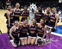 NCAA Women's Basketball Regional Finals - #1 UConn 94 vs. #2 South Carolina 65 (12)