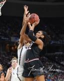 NCAA Women's Basketball Regional Finals - #1 UConn 94 vs. #2 South Carolina 65 (120)