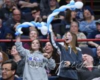 NCAA Women's Basketball Regional Finals - #1 UConn 94 vs. #2 South Carolina 65 (124)