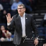 NCAA Women's Basketball Regional Finals - #1 UConn 94 vs. #2 South Carolina 65 (125)