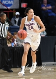 NCAA Women's Basketball Regional Finals - #1 UConn 94 vs. #2 South Carolina 65 (126)