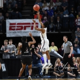 NCAA Women's Basketball Regional Finals - #1 UConn 94 vs. #2 South Carolina 65 (132)