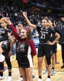 NCAA Women's Basketball Regional Finals - #1 UConn 94 vs. #2 South Carolina 65 (139)