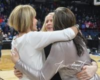 NCAA Women's Basketball Regional Finals - #1 UConn 94 vs. #2 South Carolina 65 (143)