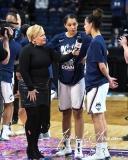 NCAA Women's Basketball Regional Finals - #1 UConn 94 vs. #2 South Carolina 65 (148)